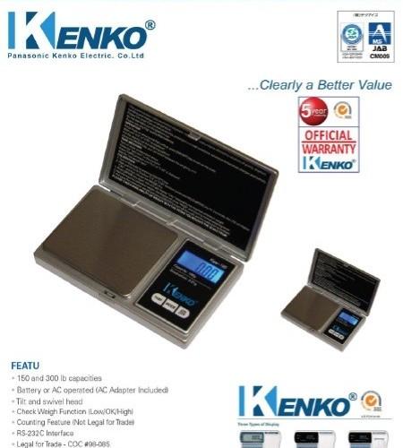 Timbangan Digital Kenko KK 200 PS