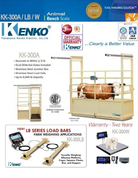 Timbangan Digital Kenko KK-300 A